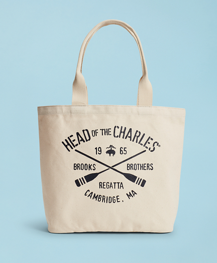 2018  Head Of The Charles® Regatta Canvas Tote Bag