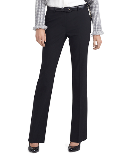 Wool Stretch Lucia Trousers