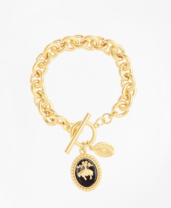 Golden Fleece® Charm Bracelet Gold