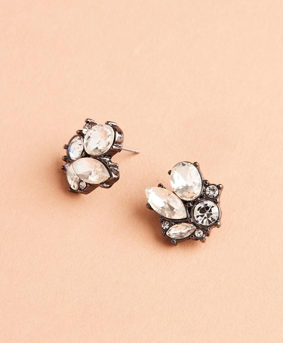 45ecadbfa Rhinestone Stud Earrings | Brooks Brothers