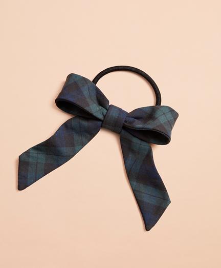 Black Watch Tartan Hair Bow