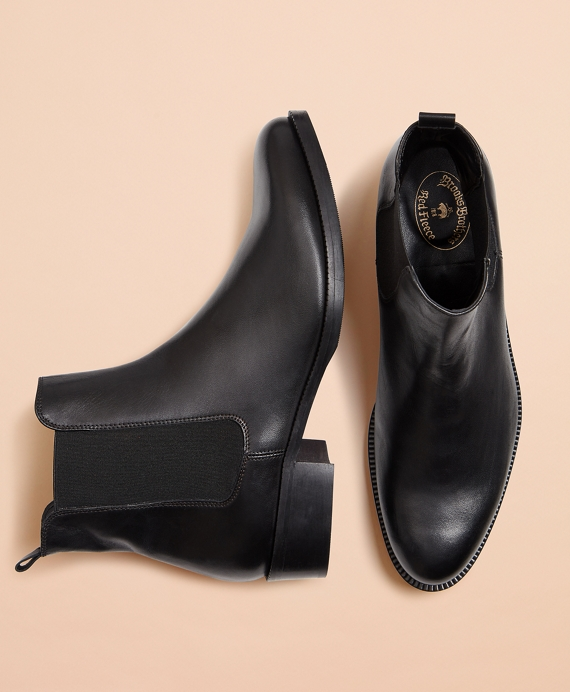 Leather Chelsea Boots Brooks Brothers