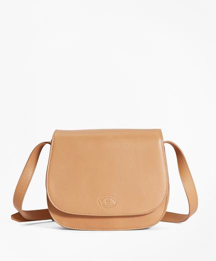 Leather Viola Saddlebag