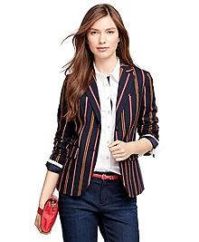 Wool Twill Jacket