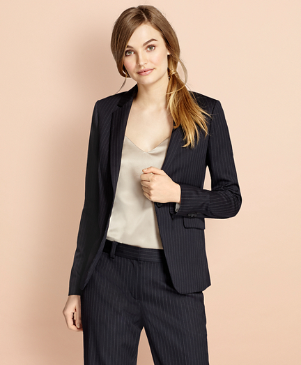 Blazers For Women Fitted Blazers By Brooks Brothers