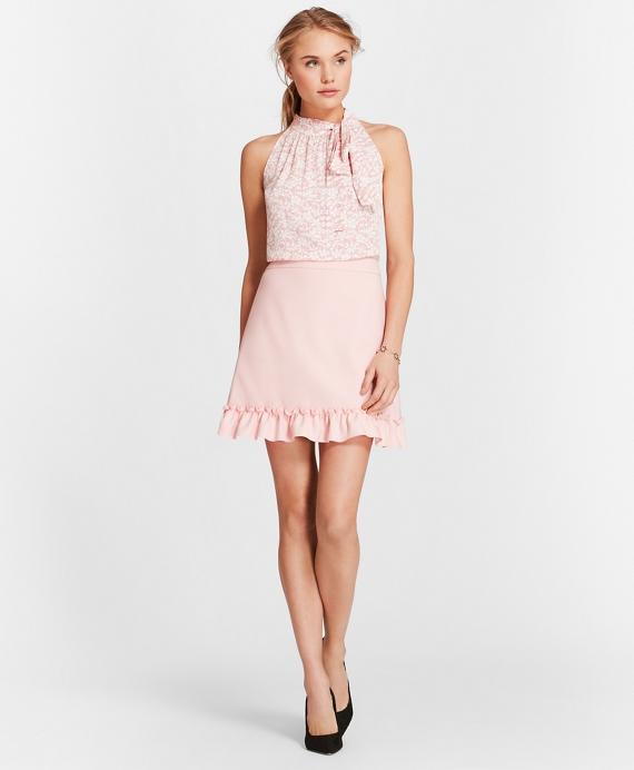 Light Pink-White