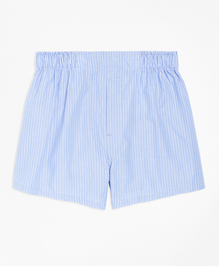 Boys Pencil Stripe Boxers