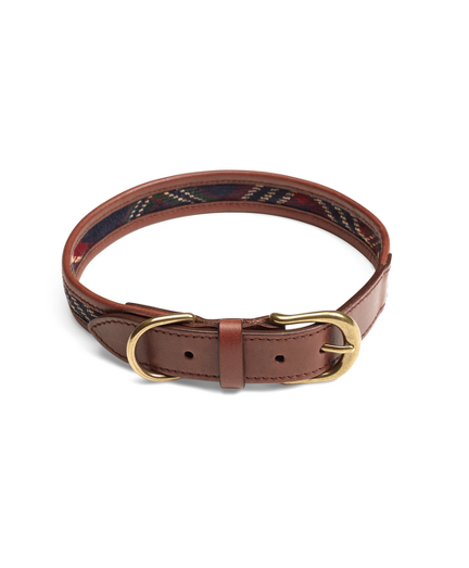 Signature Tartan Dog Collar