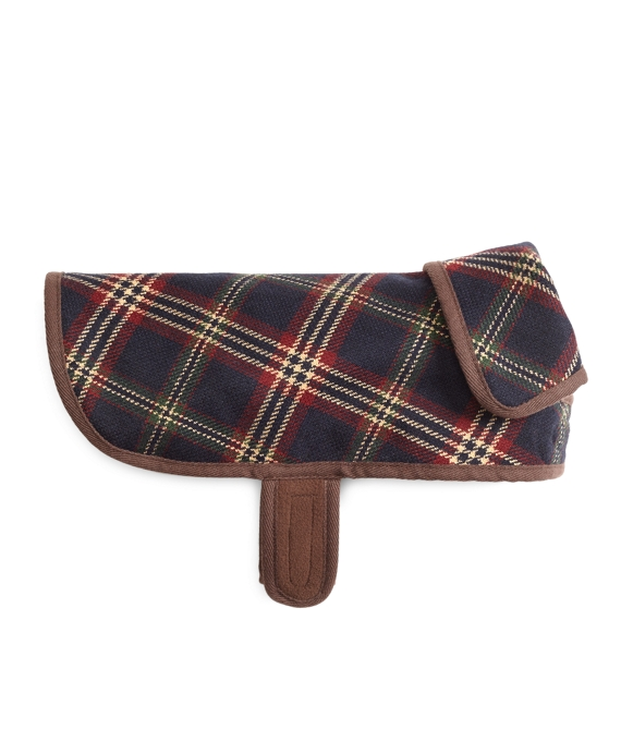 Signature Tartan Dog Jacket by Brooks Brothers
