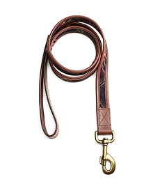 Signature Tartan Dog Leash