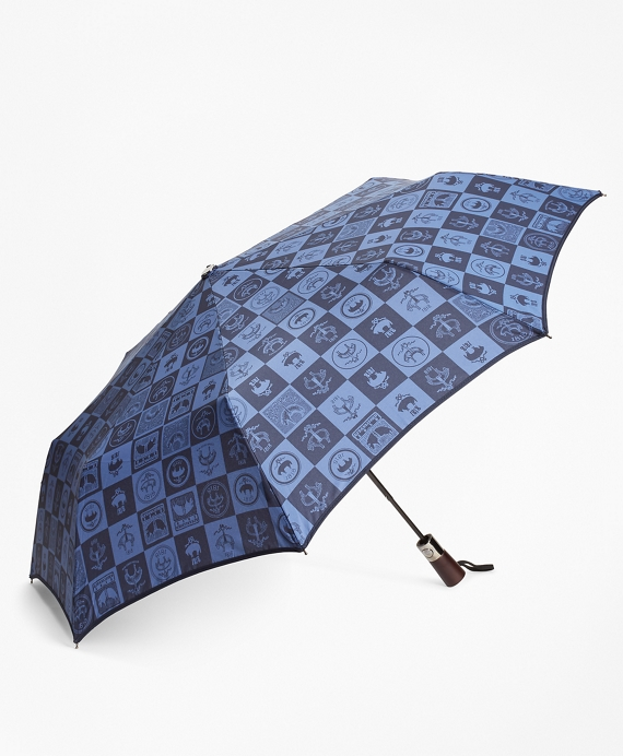 200th Anniversary Special-Edition Mini Umbrella Navy