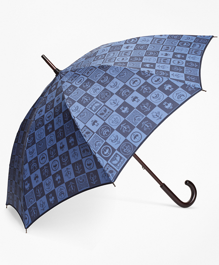 200th Anniversary Special-Edition Navy Stick Umbrella