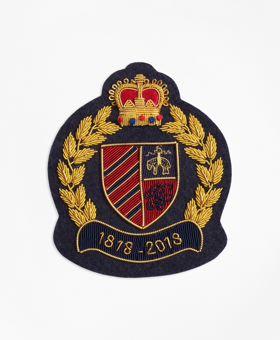 200th Anniversary Commemorative Patch