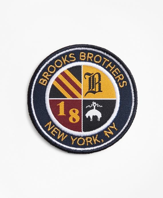 Brooks Brothers Emblem Patch Navy