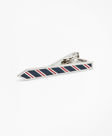 Rep Stripe Tie Bar