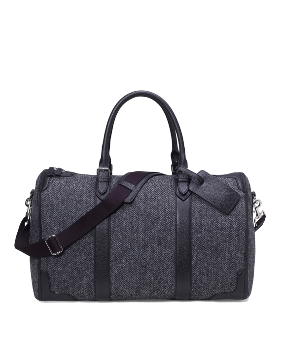 057316f7567e Tweed Duffel Bag - Brooks Brothers