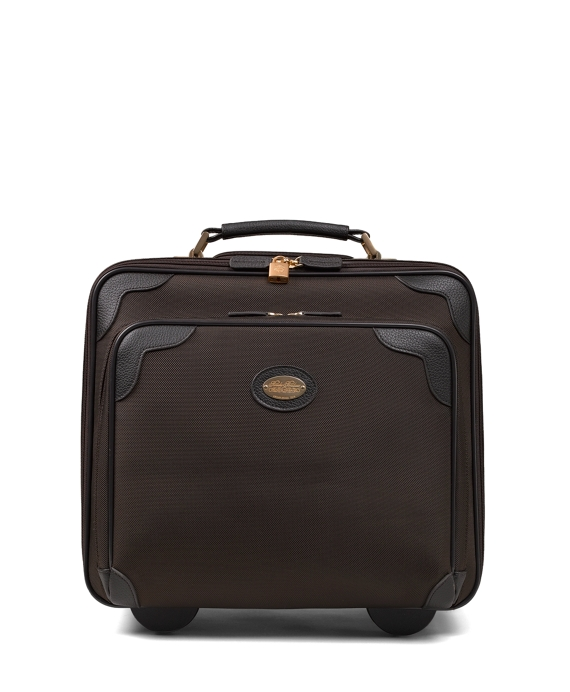 Nylon Office Trolley Brown