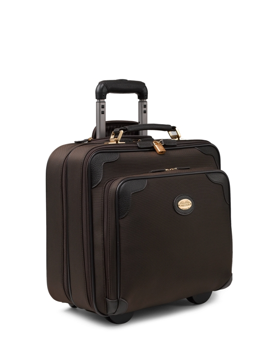 Brooks Brothers Nylon Office Trolley