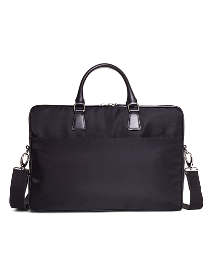 Nylon Slim Briefcase