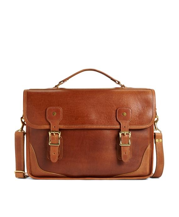 J W Hulme Briefcase Bag Brooks Brothers