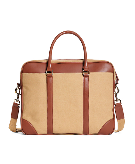 Canvas Soft Briefcase