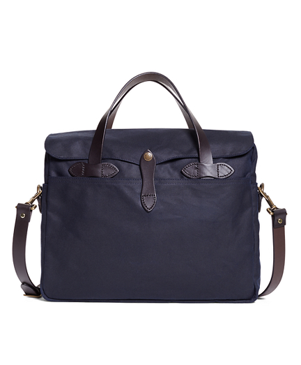 Exclusive for Brooks Brothers Filson® Tin Cloth Briefcase