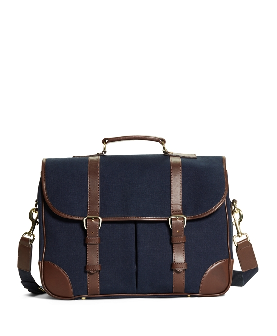 Canvas Messenger Navy