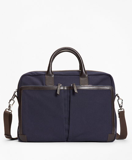 f07c0093739 Men s Luggage and Briefcases   Brooks Brothers