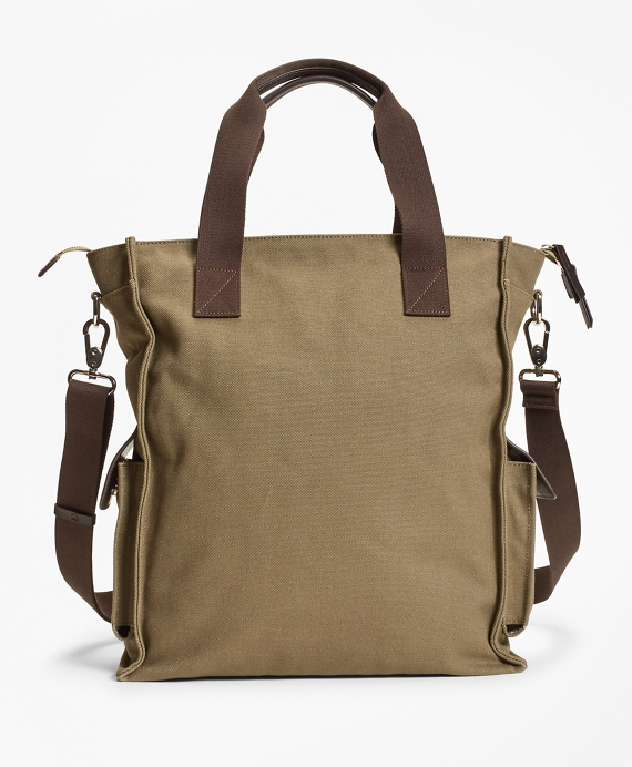 Canvas Tote Olive