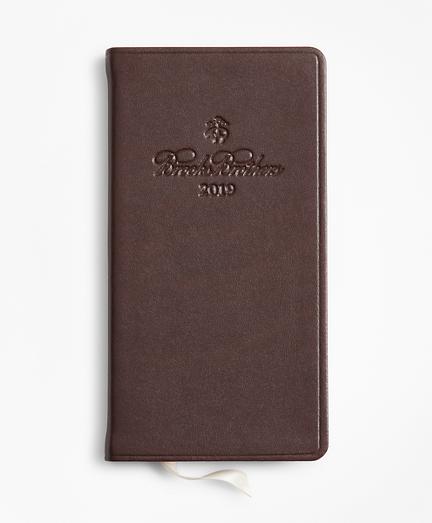 Brooks Brothers 2018 Pocket Diary