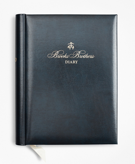 Brooks Brothers 2020 Desk Diary