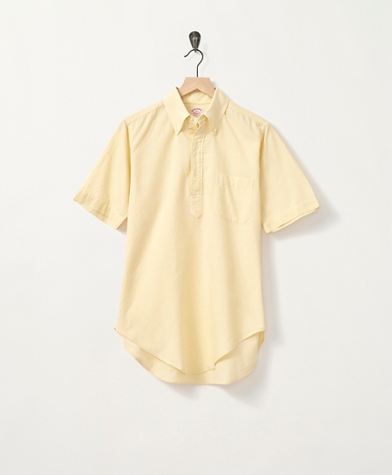 Early 1980s Oxford Popover Shirt