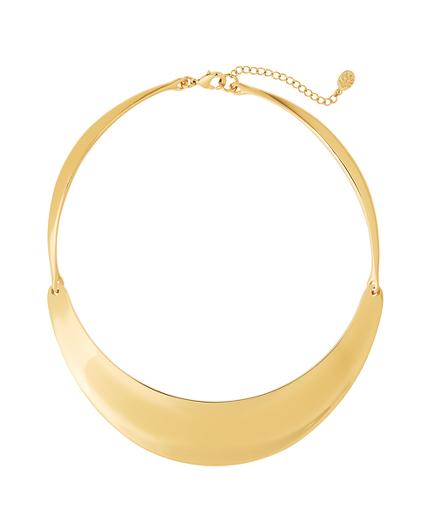 Horsebit Collar Necklace