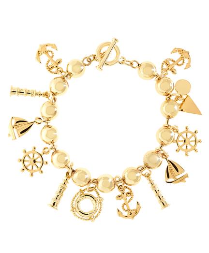Multi Pendant Bracelet