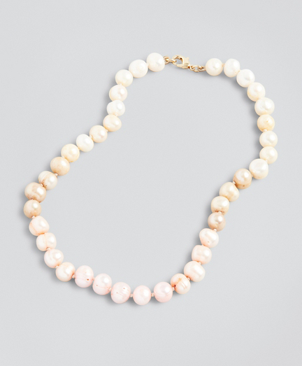 Ombre Freshwater Pearl Necklace
