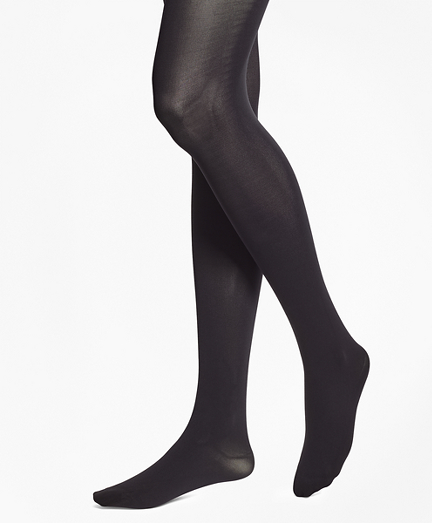 Opaque Nylon Tights