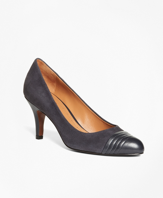 Captoe Pumps Navy