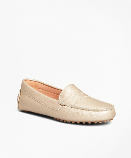 Leather Driving Moccasins