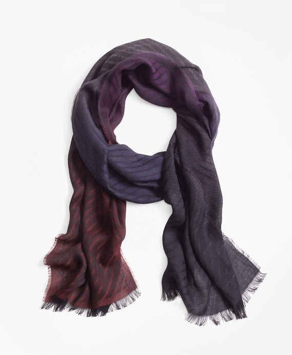 Black-Burgundy-Purple
