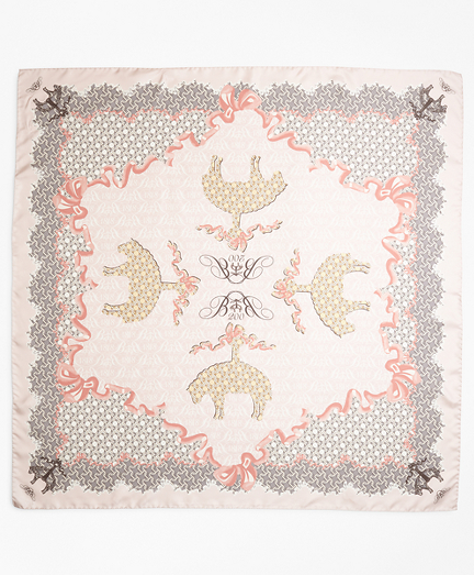 Limited Edition 200th Anniversary Silk Square Scarf