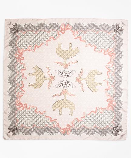 Limited Edition 200th Anniversary Silk Square Scarf
