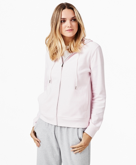 Women's Hooded Sweatshirt Pink