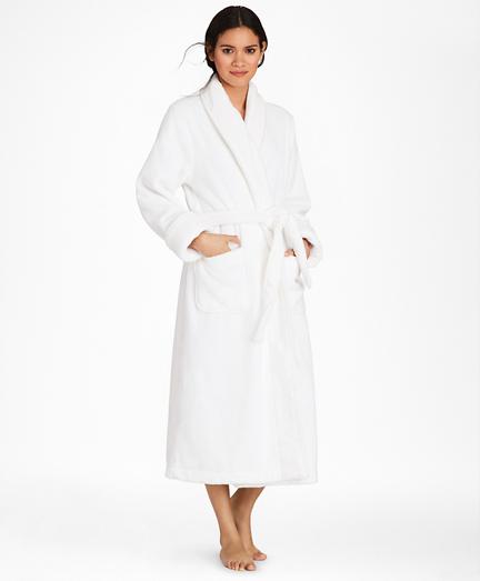 Terry Cloth Robe