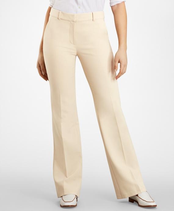 Double-Weave Pants Tan