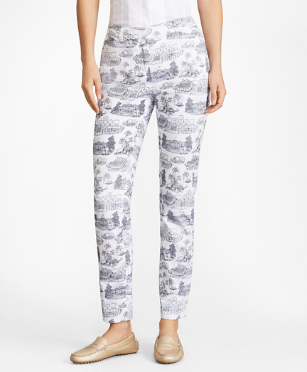 Toile Canvas Pants