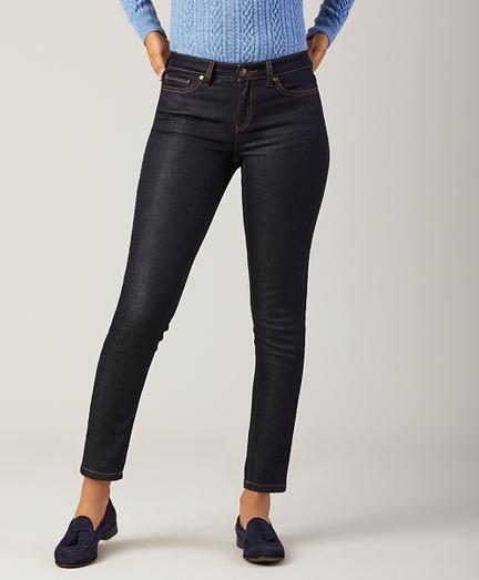 Stretch Supima® Cotton Skinny Jeans
