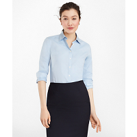 Brooks Brothers Sale: 2 Womens Non-Iron Shirts Deals