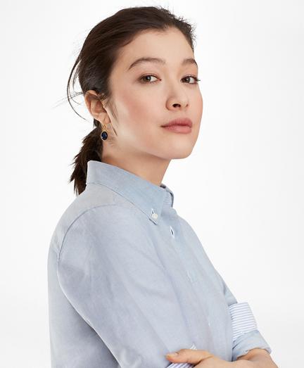 Classic-Fit Supima® Cotton Oxford Button-Down Shirt