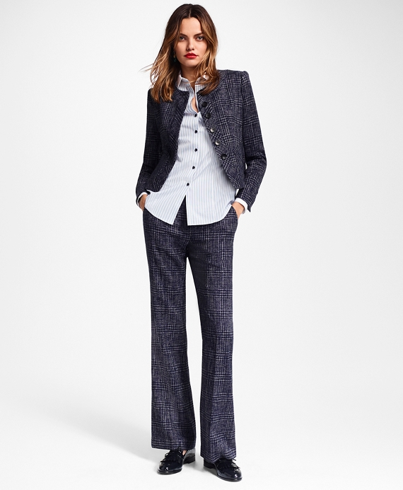 fbfa55e734474 Non-Iron Tailored-Fit Striped Stretch-Cotton Poplin Shirt - Brooks ...