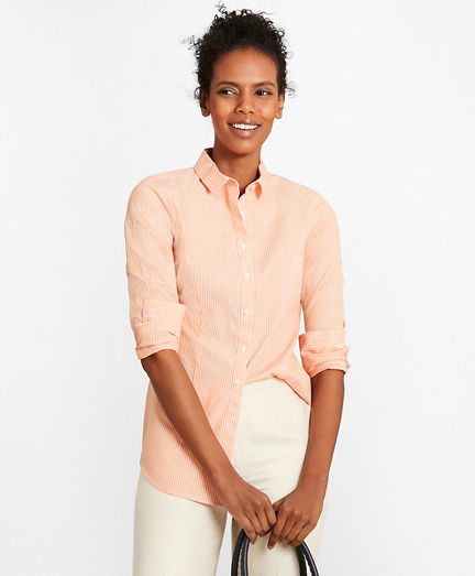 b6cb8a42 Women's Blouses, Tunics, Tops, and Shirts | Brooks Brothers